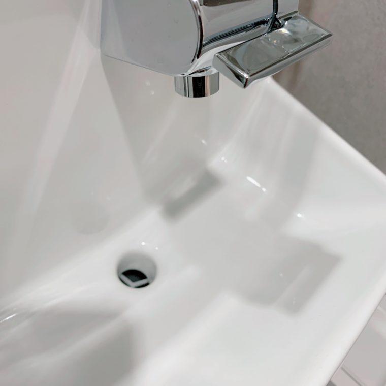 トイレの手洗場
